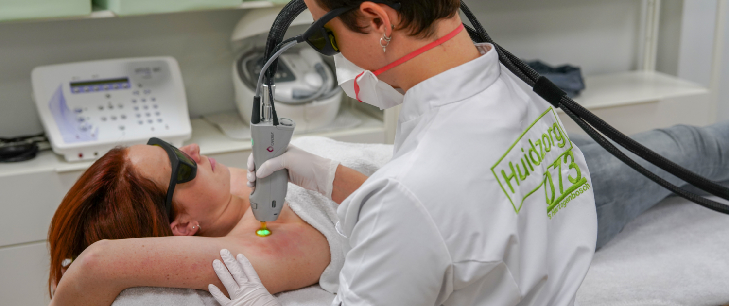 ONTHAREN LASERTHERAPIE