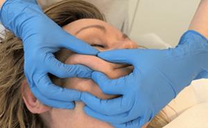 bindweefselmassage voor huidverjonging